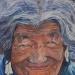 Grand - mère tibétaine